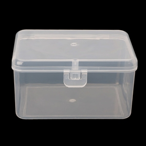 Small Transparent Storage Box