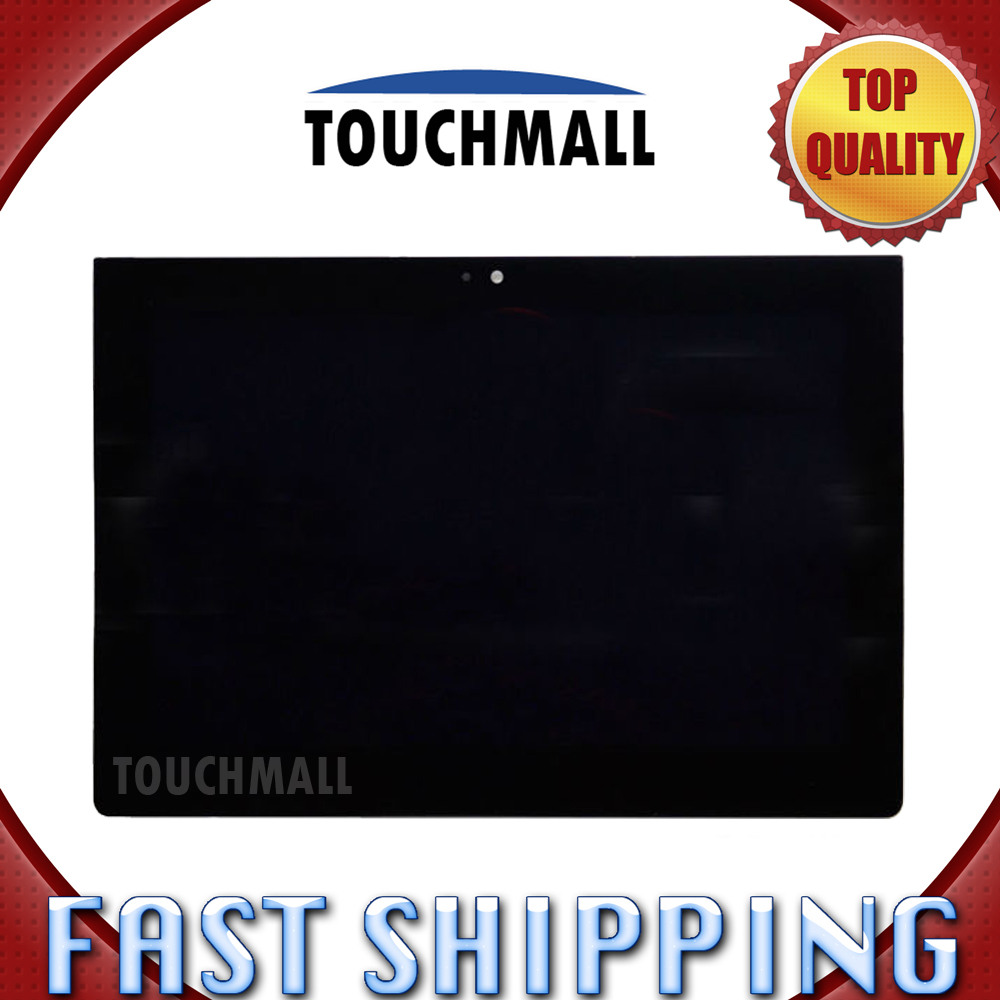 все цены на  For Sony Xperia Tablet S SGPT121 LP094WX2 Replacement LCD Display Touch Screen Digitizer Assembly 10.1-inch Black for Tablet  онлайн