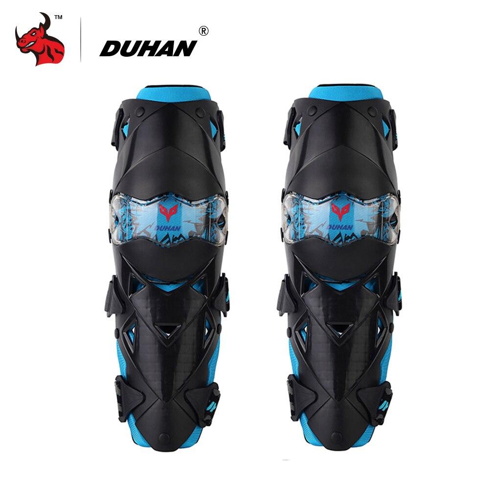 Духан мотоцикл оборудование колено защитника Мотокросс наколенники мотор-гонки охранников мотоцикл наколенники Moto наколенники