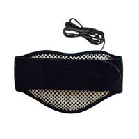 USB Electric Heating Neck Massage Belt Electric Cervical Spine Care Self Heating Hot Neck Warm Neck
