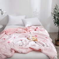 Free shipping 1pcs 100%cotton elegant European style white embroidery patchwork quilt&pillow sham bed cover/bedspread king size