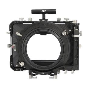 """Image 2 - JTZ DP30 Cine углеродное волокно 4x5,65 """"матовый ящик 15 мм/19 мм для Sony ARRI RED CANON A7 A7R A7RS A7RSIII GH4 GH5 GH6 A6500 FS7"""