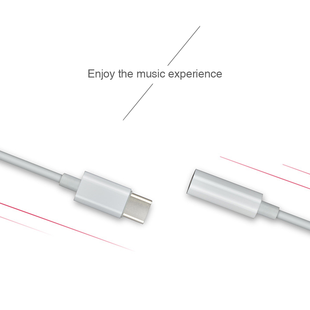 Accessories & Parts Consumer Electronics Latest Collection Of Type C To 3.5mm Jack Earphone Usb C To 3.5mm Aux Headphones Adapter For Xiaomi Mi 6 8 9 Se Huawei Mate 20 P30 Pro Audio Cable