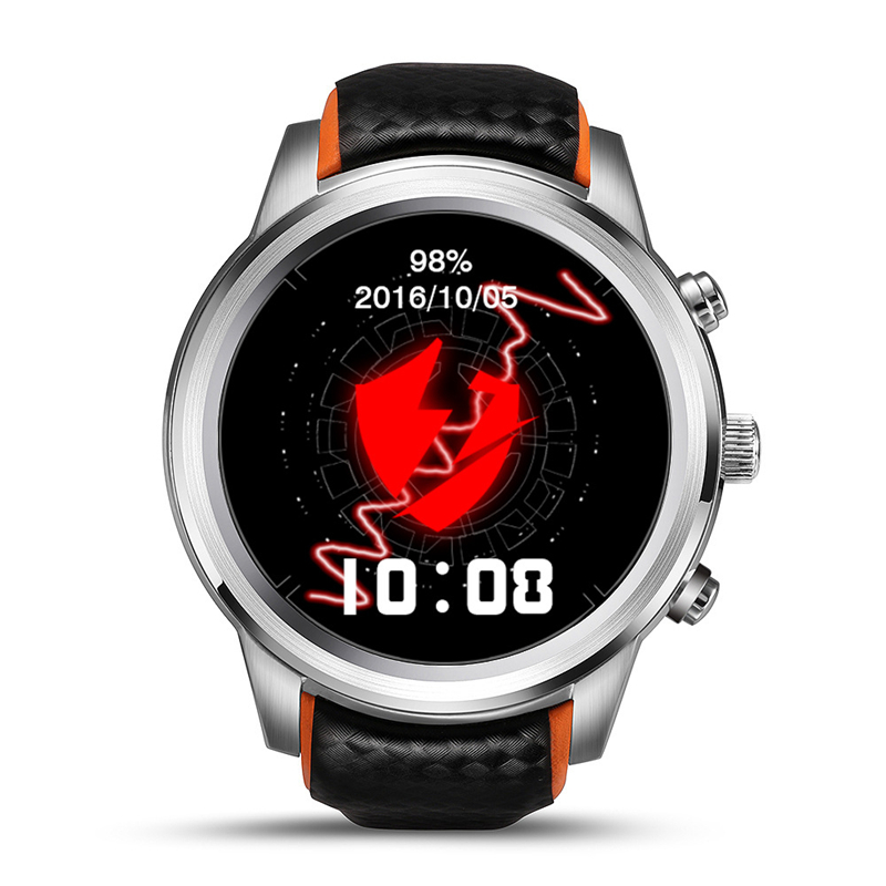 Android Smart Watches For Men Sports Wristwatch Fashion Digital Clock Electronic Leather Band Watch Bluetooth Smart Reloj Hombre