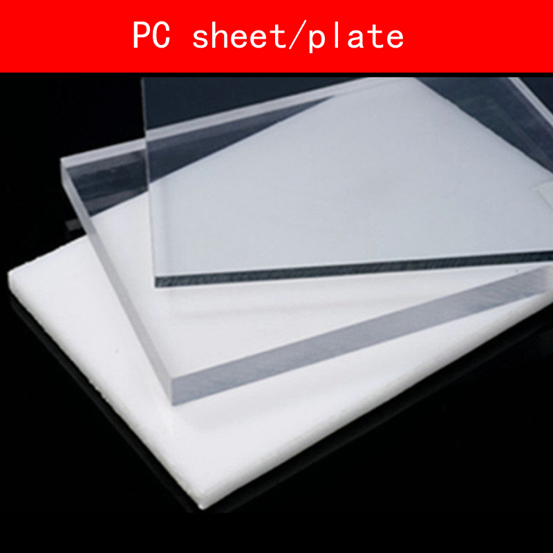 PC Polycarbonate Sheet Plate Board Protective Plastic ...