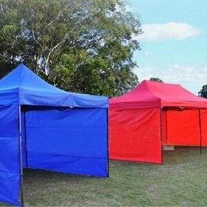 Image 1 - 屋外広告展示テント車キャノピーガーデンガゼボイベントテント救済テント太陽のシェルター 3*3 メートル