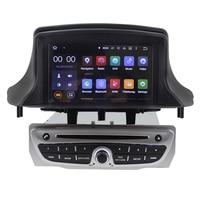 Android 7.1 2 г dvd плеер GPS навигации для Renault Megane 3 Can Bus Поддержка Руль RDS USB 3G BT бесплатная карта