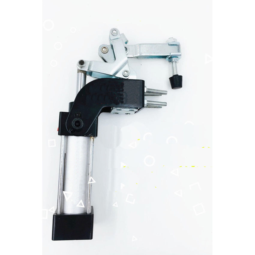 DESTACO Pneumatic Clamp 100KG 220Lb Holding Capacity 250mm Length Quick GH20820 LXM стоимость