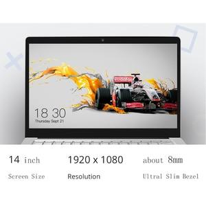 Image 2 - Jumper EZbook S4 8GB RAM laptop 14 inch netbook notebook Intel Celeron J3160 ultrabook 256GB SSD ROM Dual Band WIFI computer
