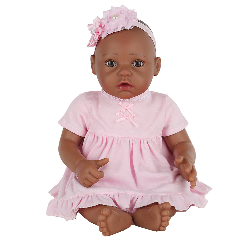 KAYDORA 40cm Silicone Babies Reborn Doll Baby Alive Hot Toys Cotton Body Dolls Princesses Infant Soft Toys Outdoor Playmate цена