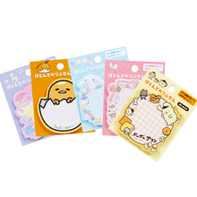 1pack/lot Japanese cute cartoon Melody lazy egg sticky note memo notepad message marker stationery school and office supply