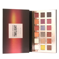 FOCALLURE 18 Color Eyeshadow Big Palette Glamorous Smokey Eye Shadow Shimmer Colors Make Up Palette