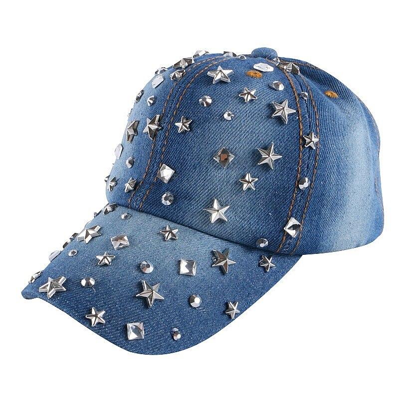 wholesale children fashion baseball cap hat custom design luxury rhinestone  diamond style bling snapback boy girl kid casquette-in Baseball Caps from  ... 8589e43f8de6