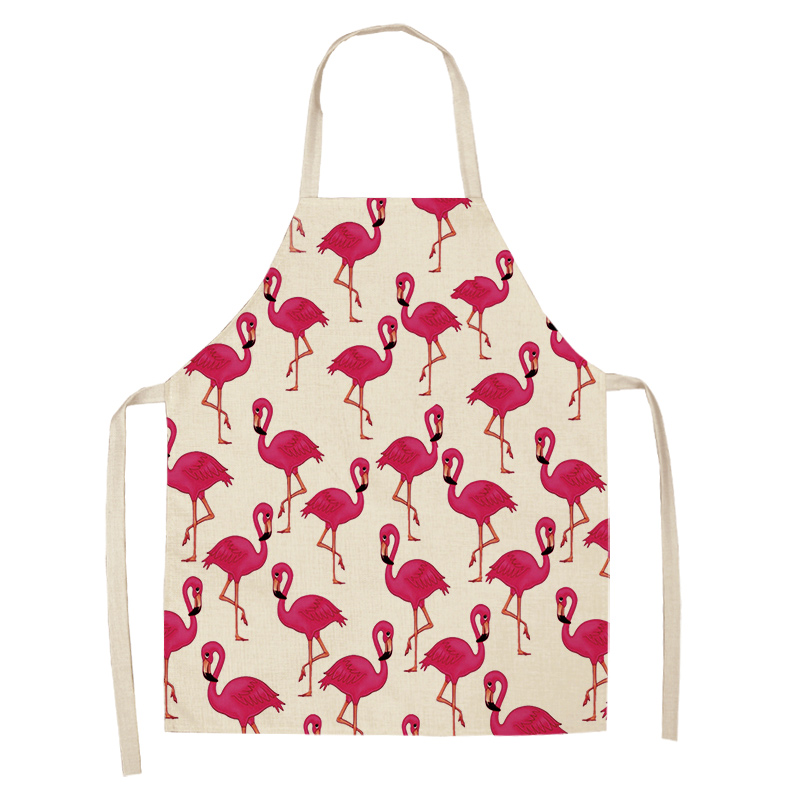 Flamingo Pattern Nude