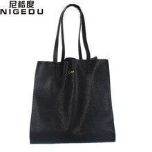 Einfache klassische Designer frauen handtasche große tasche Schwarz einkaufstaschen Qualität pu-leder frauen Totes große umhängetaschen bolsas