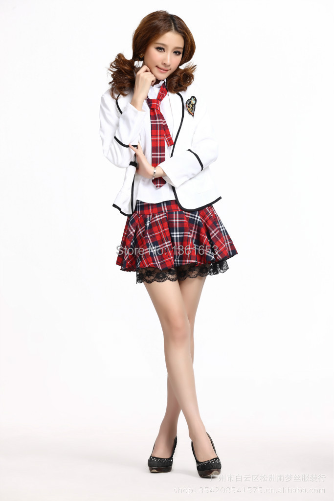 Uniforme d'école cosplay halloween costumes pour femmes fantaisie halloween fête vêtements cos costumes