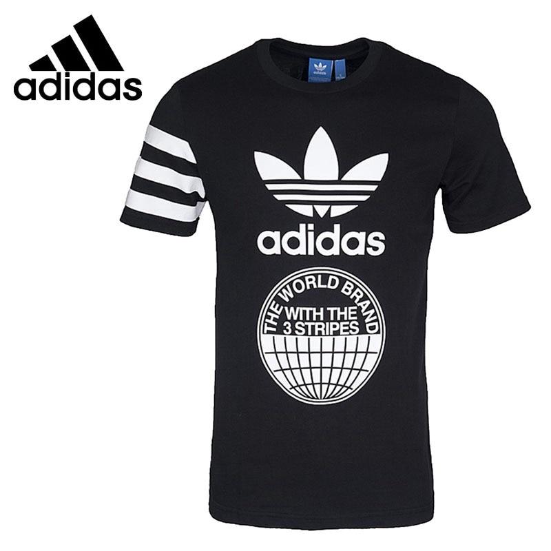 Original New Arrival Adidas Originals STREET GRAPH Men s T shirts short sleeve Sportswear