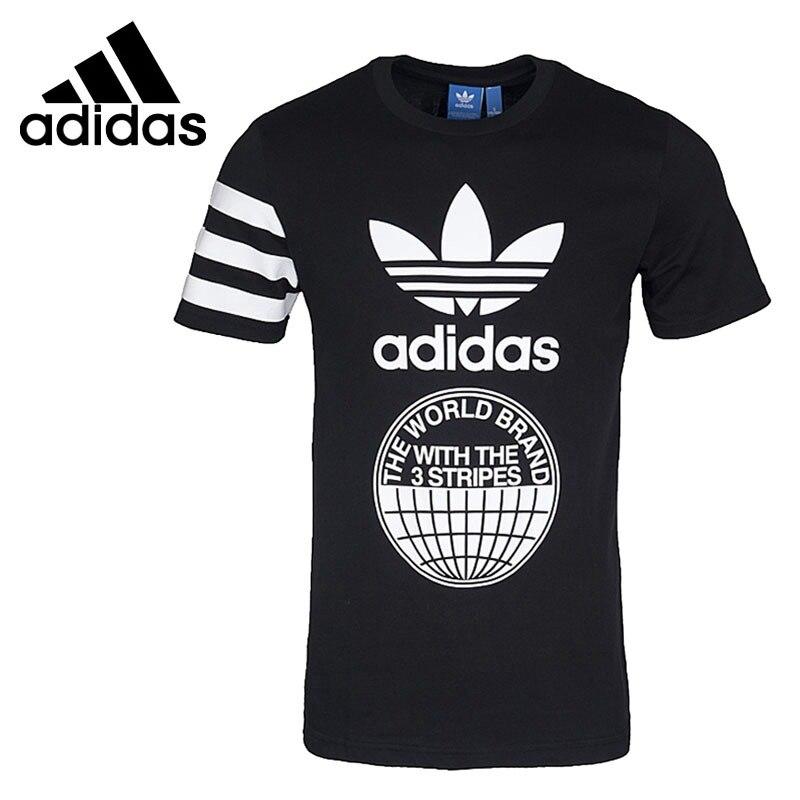 Original Neue Ankunft Adidas Originals STRAßE GRAPH männer T shirts kurzarm Sportswear-in Laufs-T-Shirts aus Sport und Unterhaltung bei AliExpress - 11.11_Doppel-11Tag der Singles 1
