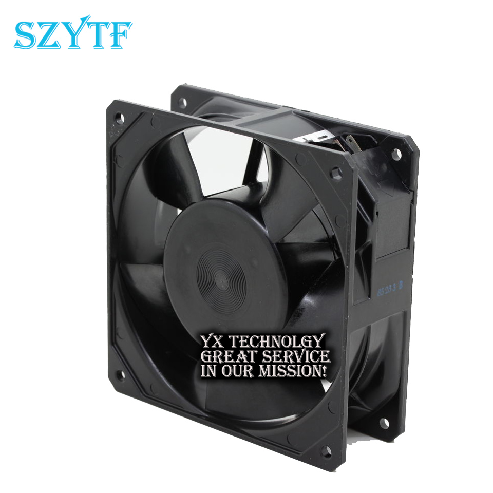 SZYTF New Original 125DH2TM21000 12038 12CM 24V 6W metal fan 120*120*338mm new original wfb1224he broo 12038 12cm 24v 0 50a 3 wire inverter fan
