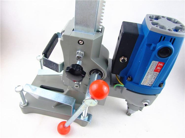 130 mm deimantinis gręžtuvas su vandens šaltiniu (vertikalus) 1800 - Elektriniai įrankiai - Nuotrauka 3