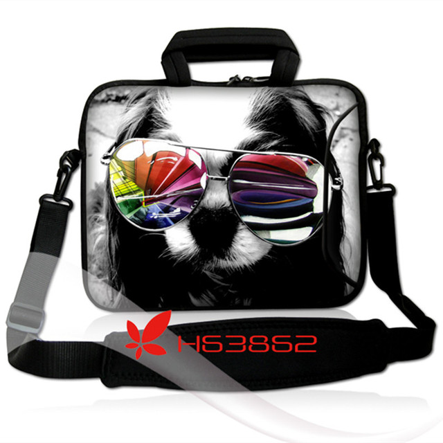 Fashion Laptop bag 10 11 12 13 14 15 15.6 17inch for ipad/macbook air/pro/lenovo shoulder bag men laptop accessories Waterproof  2
