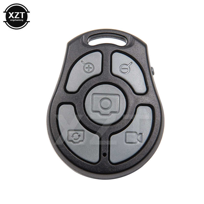 1PC Wireless 5 Tombol Bluetooth Remote Control Kamera Selfie Shutter Self Timer untuk IOS Android Xiaomi Smartphone Hot Sale