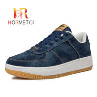 Men's vulcanized shoes shoes denim canvas shoes breathable low fashion casual shoes for men