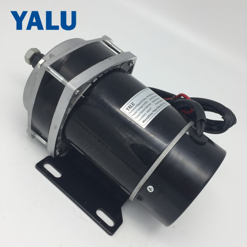 Small and Medium Size Pedicab E-Tricycle Motor MY1020ZXF 450W 36V or 48V gear reduction motor small and medium sized electric tricycle