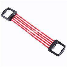 Yoga 5 string resistance rope fitness indoor outdoor gym exercise Enhance the arm muscle strength brand new designs