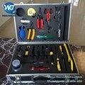 25 ШТ. Ftth-оптического Кабеля Строительство Инструментов FTTH строительство комплект комплект Кабелей Волокна Инструментов