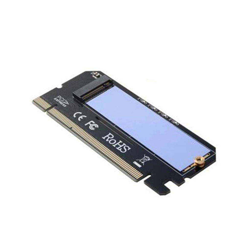 PCIE NVME M.2 SSD To PCIE X16 Adapter Card M-Key Interface For Windows 7 8 10 Linux XXM8 universal msata mini ssd to 2 5 inch sata 22 pin converter adapter card for windows2000 xp 7 8 10 vista linux mac 10 os new