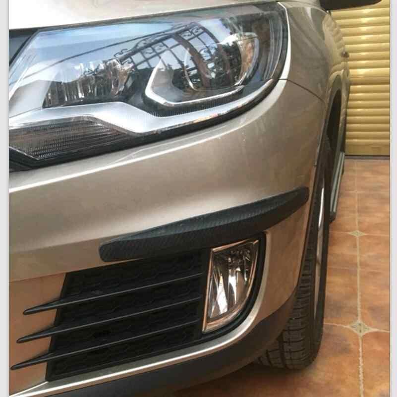 fe850111550c Car Bumper Anti-Scratch Strips Body Protector StickerS FOR Subaru Impreza  Spoiler Forester XV Legacy