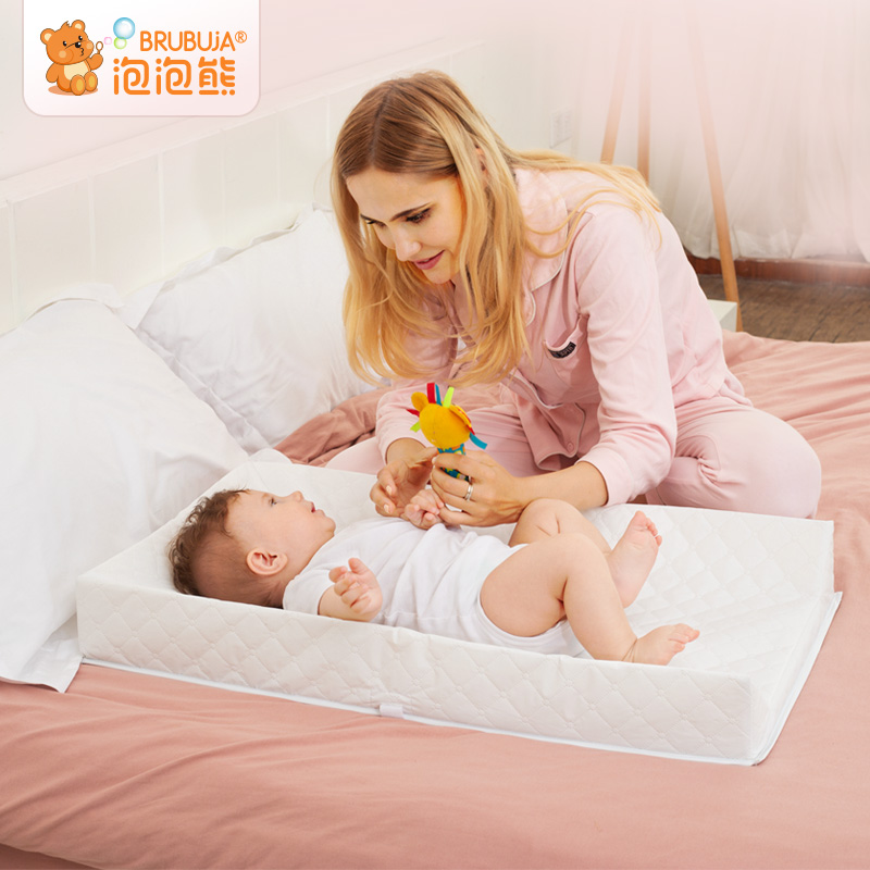 Bubble Bear Trilateral Diaper Table Baby Nursing Table Bed Baby Massage And Touch Neonatal Operating Table Bed