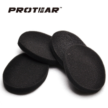2 Pairs Replacement Soft Sponge Ear Pads For Hearing Protector Applicable to PTE8830
