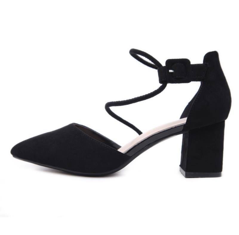 Avec noir Femmes De Et Tendance Explosion Petite 2018 Chaussures Épaisseur Modèles Pointu Automne Nouvelle Printemps Beige iuXZOPkT
