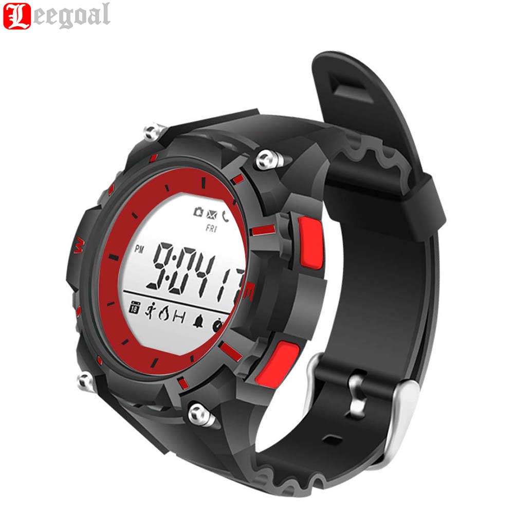 imágenes para A prueba de agua smart watch wy08 bluetooth reloj de pulsera swim sport reloj fintess podómetro rastreador remoto de la cámara para ios android teléfono