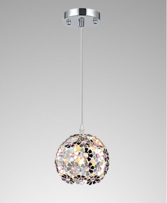 NEW  pendant light single head three head modern simple art dining room1/3heads lamps Restaurant lamp creative personality bar