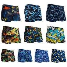 Летний купальник, дышащий, с принтом, легкий, для плавания, серфинга, шорты, одежда для плавания, спортивная одежда