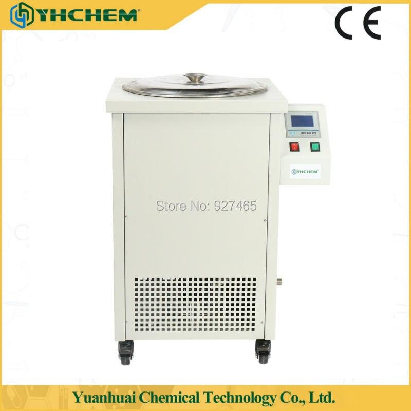 20 л лабораторное устройство электрическая водяная баня, лабораторное термостатическое оборудование с дисплеем digita