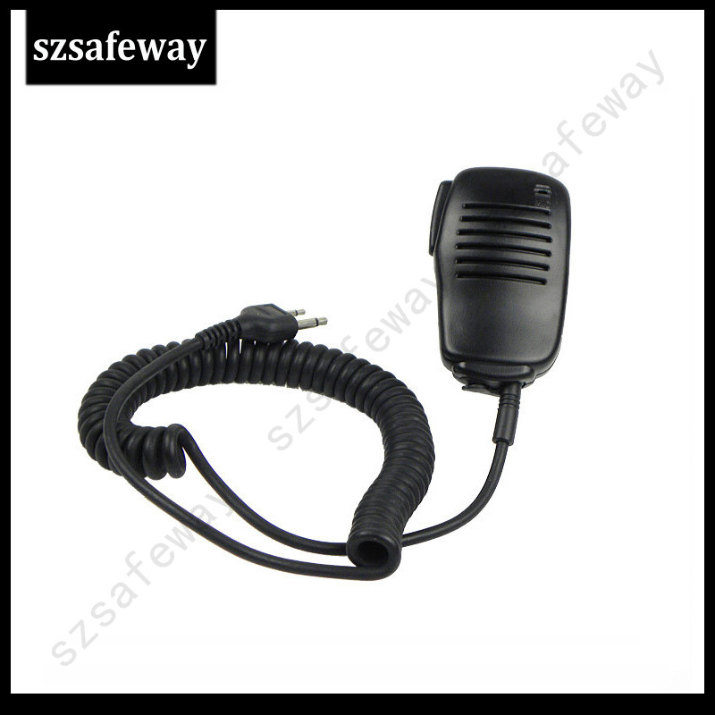 Heldhand Speaker Microphone PPT For ICOM IC-V80 IC-V85 IC-F3 F4 IC-F10 IC-F20 IC-V82 IC-W32A