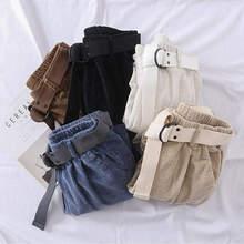 calças calças veludo calças