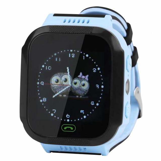 Q528 Anti-Lost Watch Phone Wristwatch GPS Tracker for Kids SOS Call Children Safety Locator Smartwatch Location Device Monitor