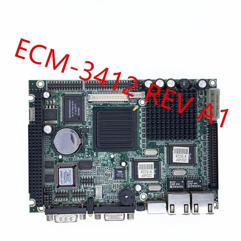 Original ECM 3412 REV A1 3 5 inch industrial board CM ECM3412