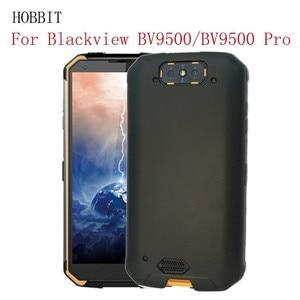 For Blackview Bv9500 Bv9900 Pro Black Matte Anti-knock Phone Case Blackview Bv9100 Bv9800 Soft Case Ultra Thin Silicone TPU Case(China)