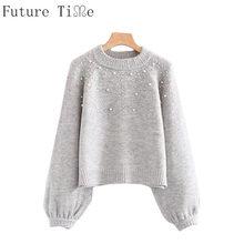 c77697ba0979 Popular Pearl Sleeves Sweater-Buy Cheap Pearl Sleeves Sweater lots ...
