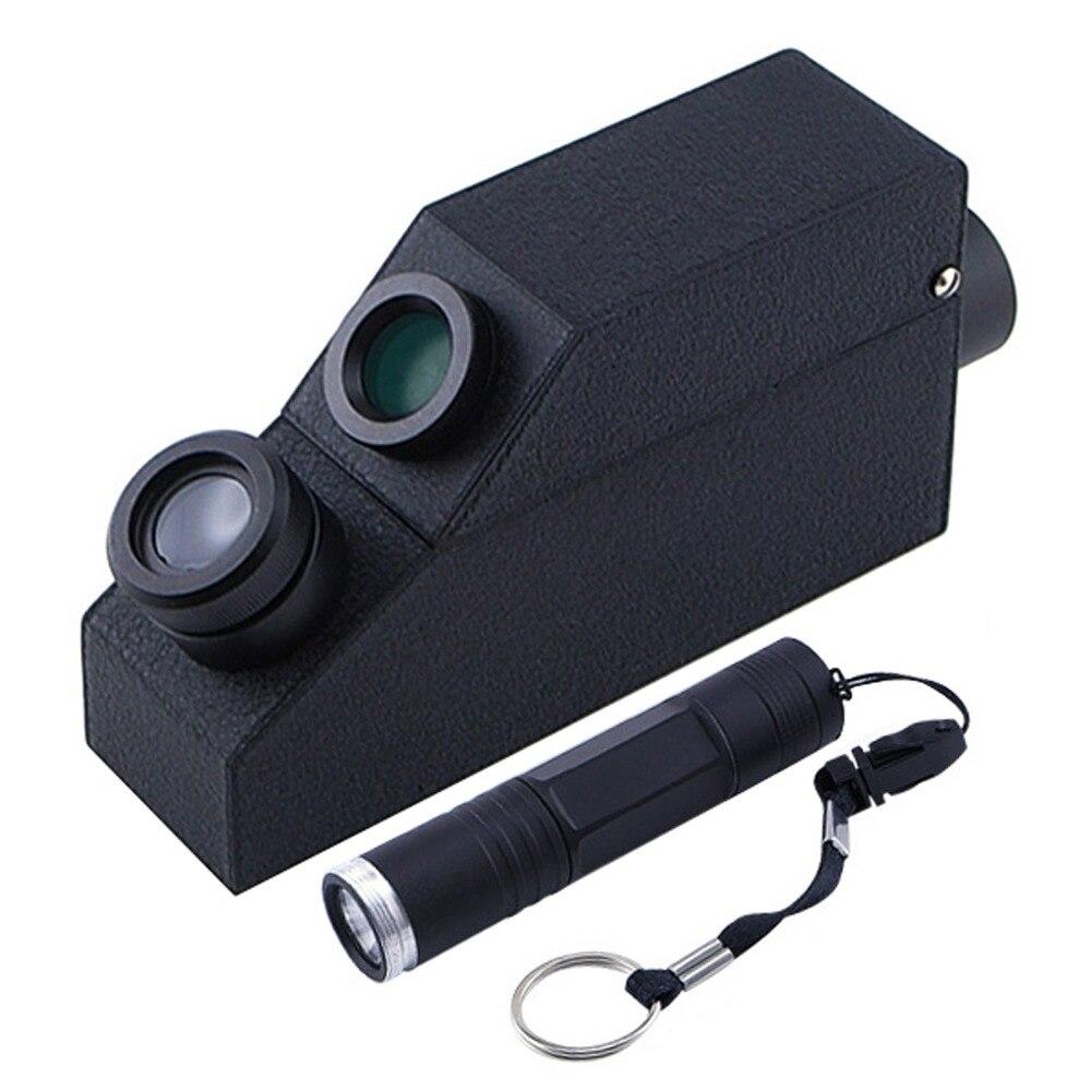 1.30 ~ 1.81 RI Range Gemology Gemstone Gemalogical Gem Refractometer w/ Monochromatic Light Filter and Polarizing Lens