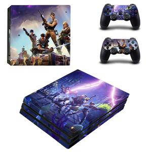 Image 1 - PS4 Pro Skin Sticker Decal Vinyl Voor Sony Playstation 4 Console En 2 Controllers PS4 Pro Skin Sticker
