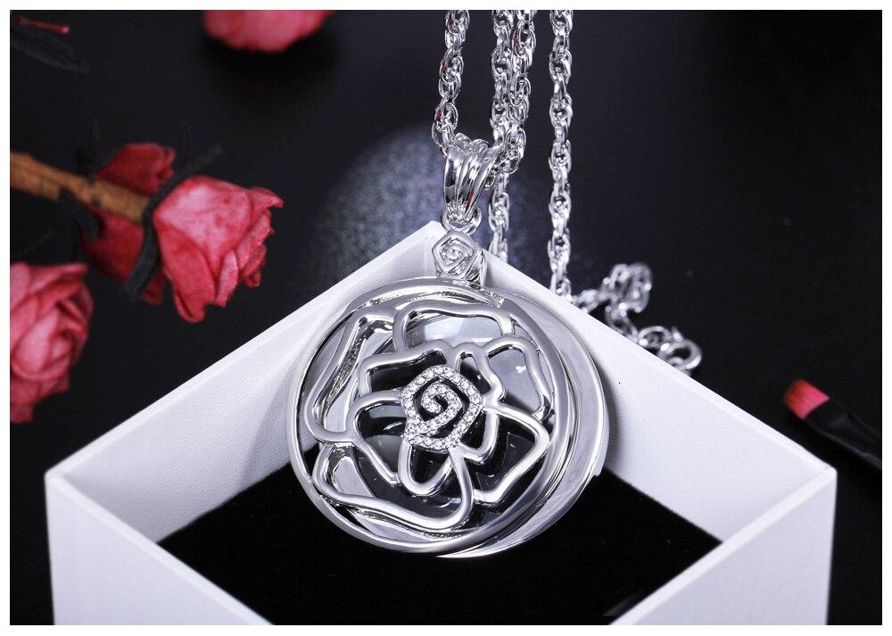flower pendant 09
