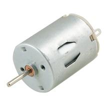 DC 6V 6300RPM 2mm Shaft Magnetic Mini Motor for DIY Toys Hobby, Silver