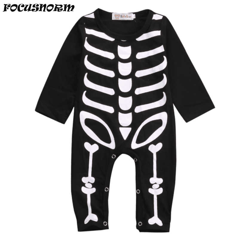 a37c9fbcc927 Detail Feedback Questions about FOCUSNORM Newborn Baby Girl Boy Halloween  costumes Clothing Long Sleeve Rompers Body Size 0 24M on Aliexpress.com